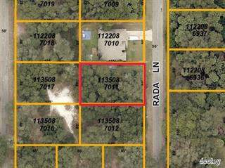 0 Rada Ln #lot 11, North Port, FL 34288