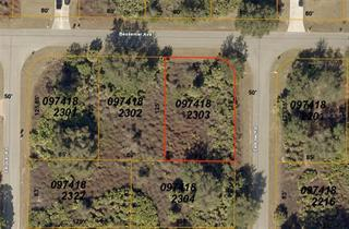 Lot 3 Bessemer Ave, North Port, FL 34287