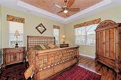 Master bedroom - Single Family Home for sale at 409 Montelluna Drive, North Venice, FL 34275 - MLS Number is D5923522