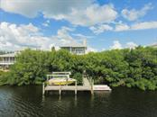 Walkway To Boat - Single Family Home for sale at 121 Bocilla Dr, Placida, FL 33946 - MLS Number is D6102584