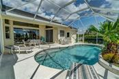 And how convenient... another half bath off the pool area. - Single Family Home for sale at 12307 S Access Rd, Port Charlotte, FL 33981 - MLS Number is D6117140