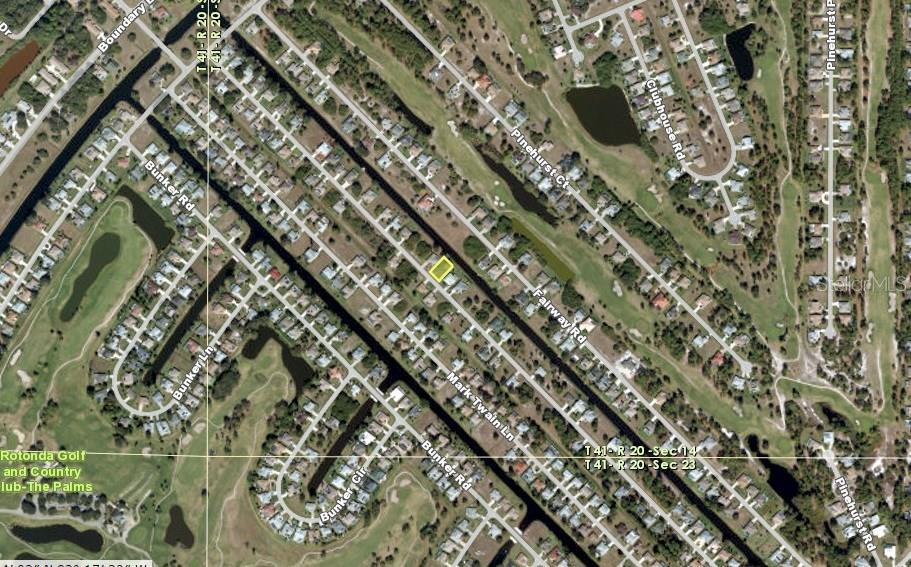 Vacant Land for sale at 48 Mariner Ln, Rotonda West, FL 33947 - MLS Number is T2844631
