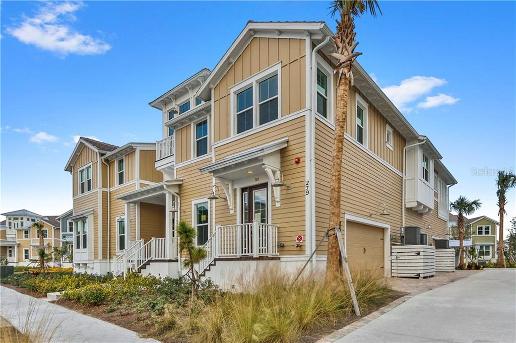 Townhouse for sale at 279 Saint Lucia Dr #201, Bradenton, FL 34209 - MLS Number is T2859147
