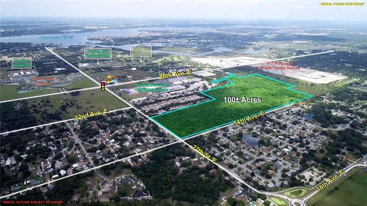 Vacant Land for sale at Address Withheld, Bradenton, FL 34208 - MLS Number is U8047392