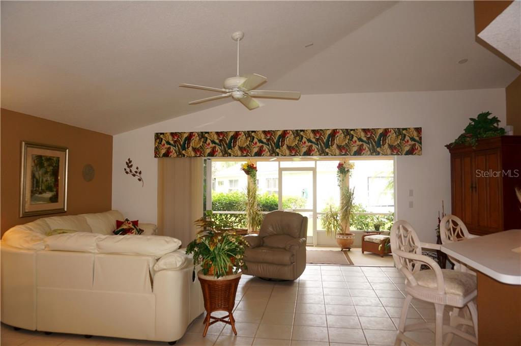 Living Room - Single Family Home for sale at 112 Big Pine Ln, Punta Gorda, FL 33955 - MLS Number is C7228044