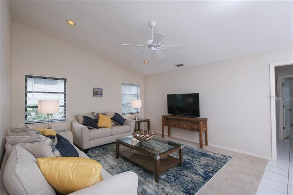 Relax in this separate family room - Single Family Home for sale at 3419 Sandpiper Dr, Punta Gorda, FL 33950 - MLS Number is C7232529