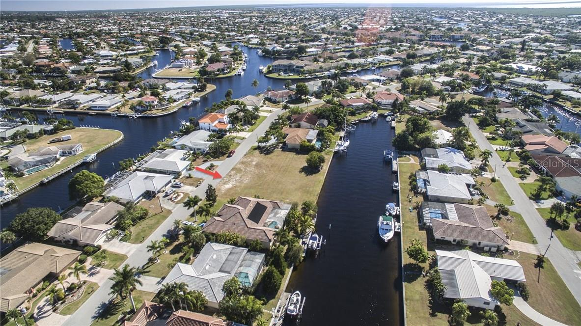 2272 & 2280 can be bought together to build your custom dream home - Vacant Land for sale at 2272 Palm Tree Dr, Punta Gorda, FL 33950 - MLS Number is C7232726