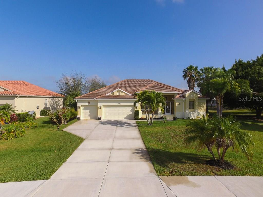 Single Family Home for sale at 23964 Vincent Ave, Punta Gorda, FL 33955 - MLS Number is C7236700
