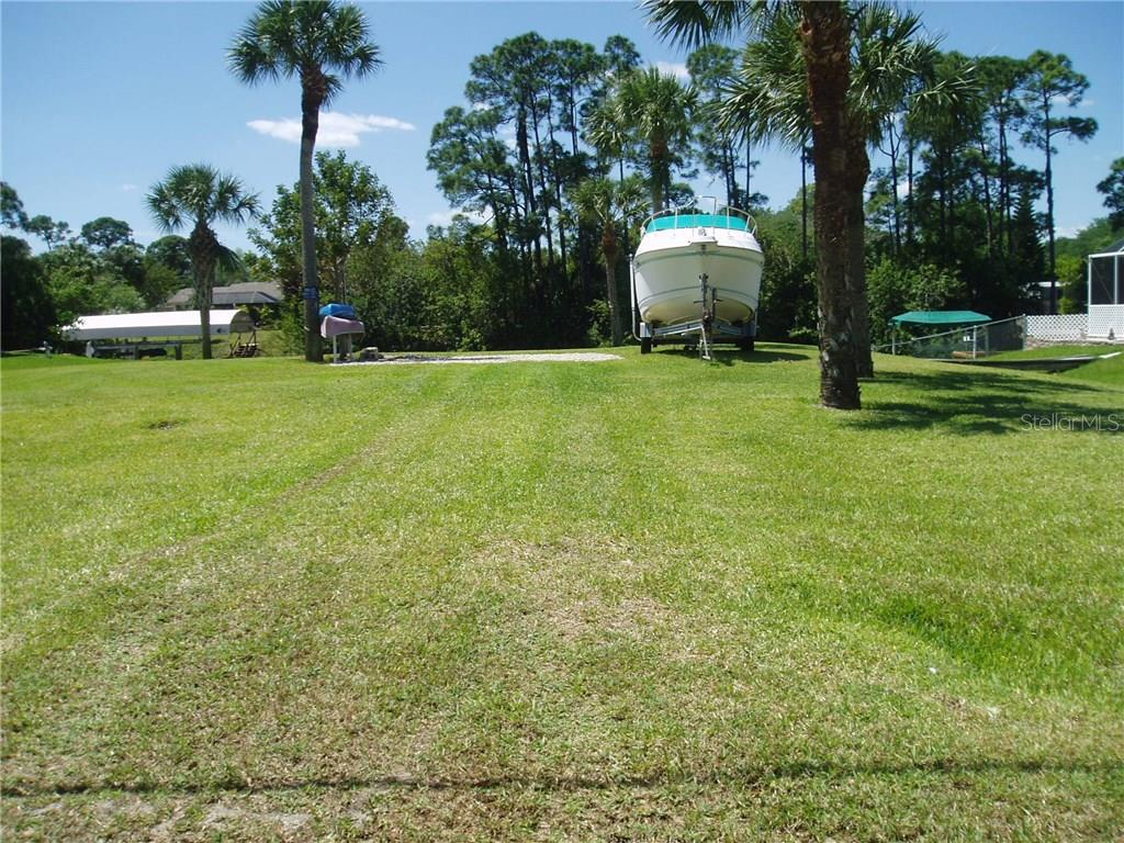 View from Street - Vacant Land for sale at 2533 Cannolot, Port Charlotte, FL 33948 - MLS Number is C7238098