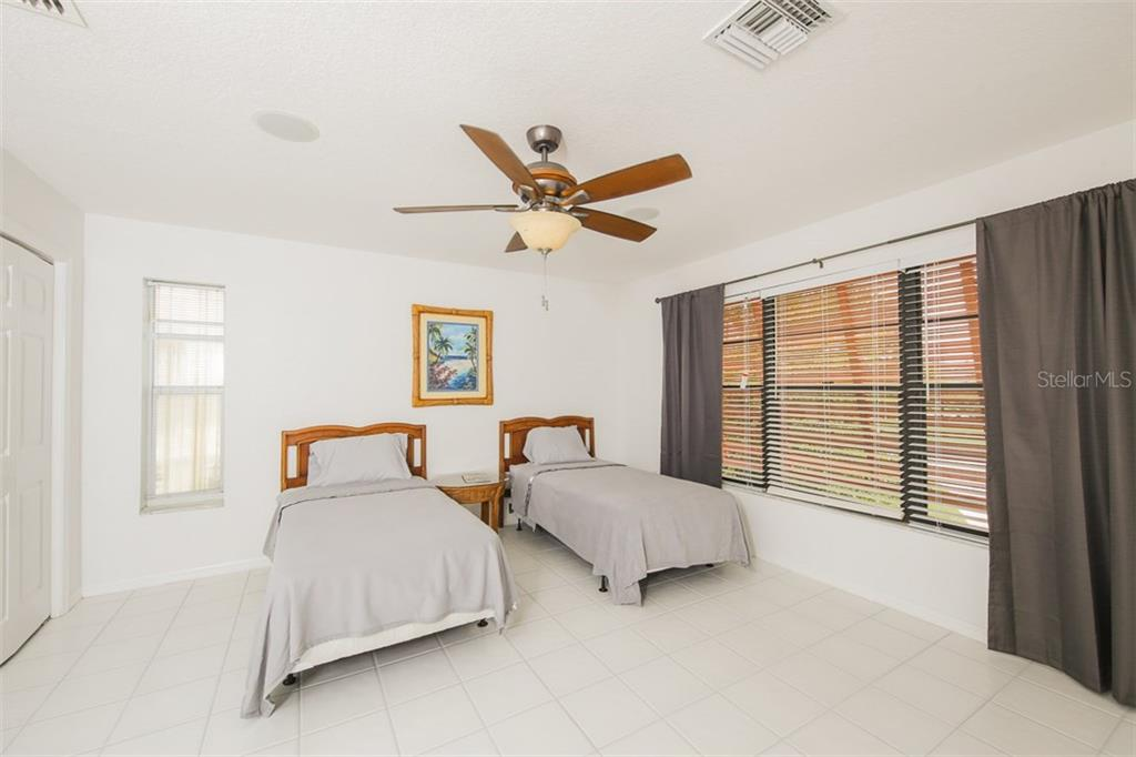 Second guest bedroom is very spacious - Single Family Home for sale at 1620 Appian Dr, Punta Gorda, FL 33950 - MLS Number is C7242315