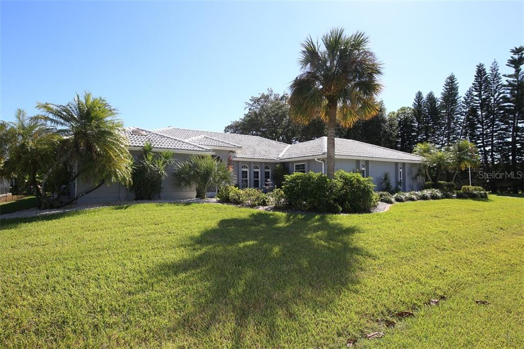 Over 3200 square feet under air with 4 bedrooms and 2-1/2 baths - Single Family Home for sale at 4407 Albacore Cir, Port Charlotte, FL 33948 - MLS Number is C7245070