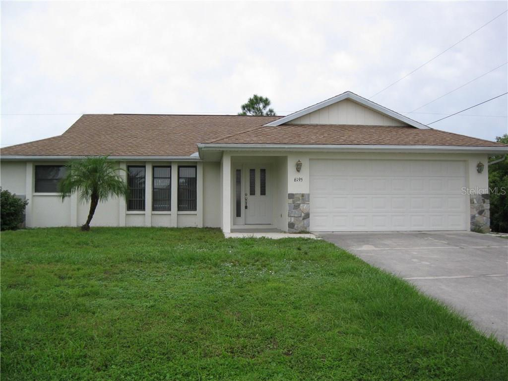 Single Family Home for sale at 6195 Grandeur St, Englewood, FL 34224 - MLS Number is C7245272