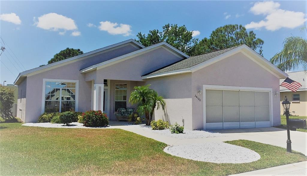 HOA Disclosure - Single Family Home for sale at 24120 Buckingham Way, Port Charlotte, FL 33980 - MLS Number is C7400090