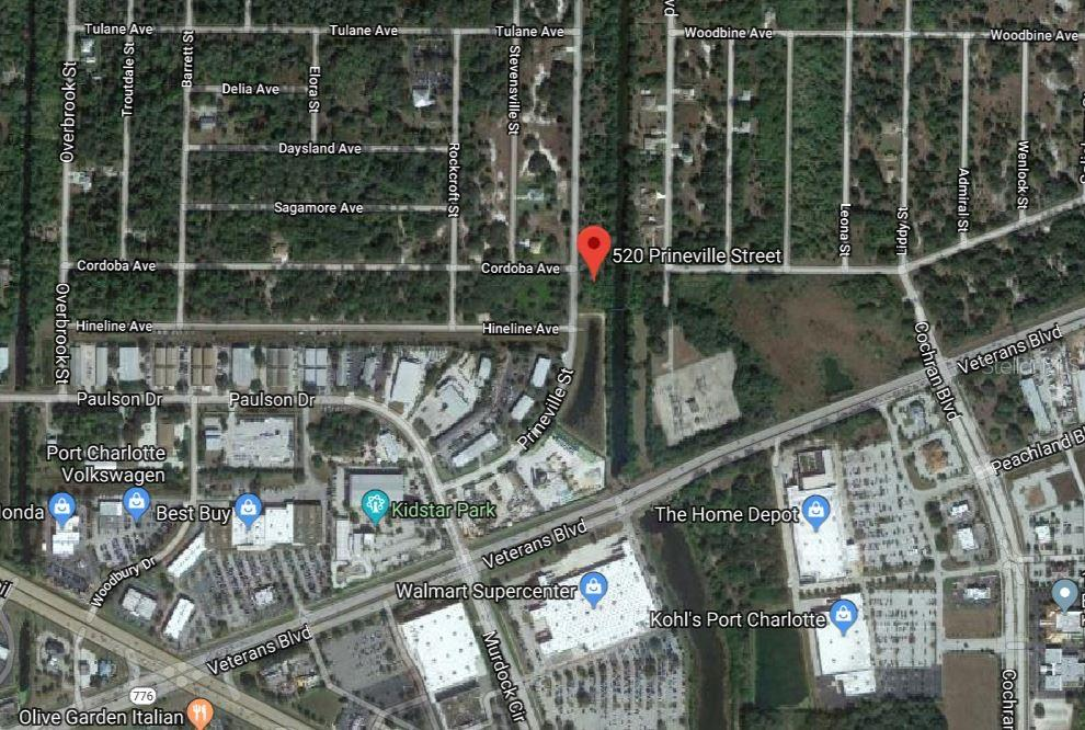 Vacant Land for sale at 520 Prineville St, Pt Charlotte, FL 33954 - MLS Number is C7401816