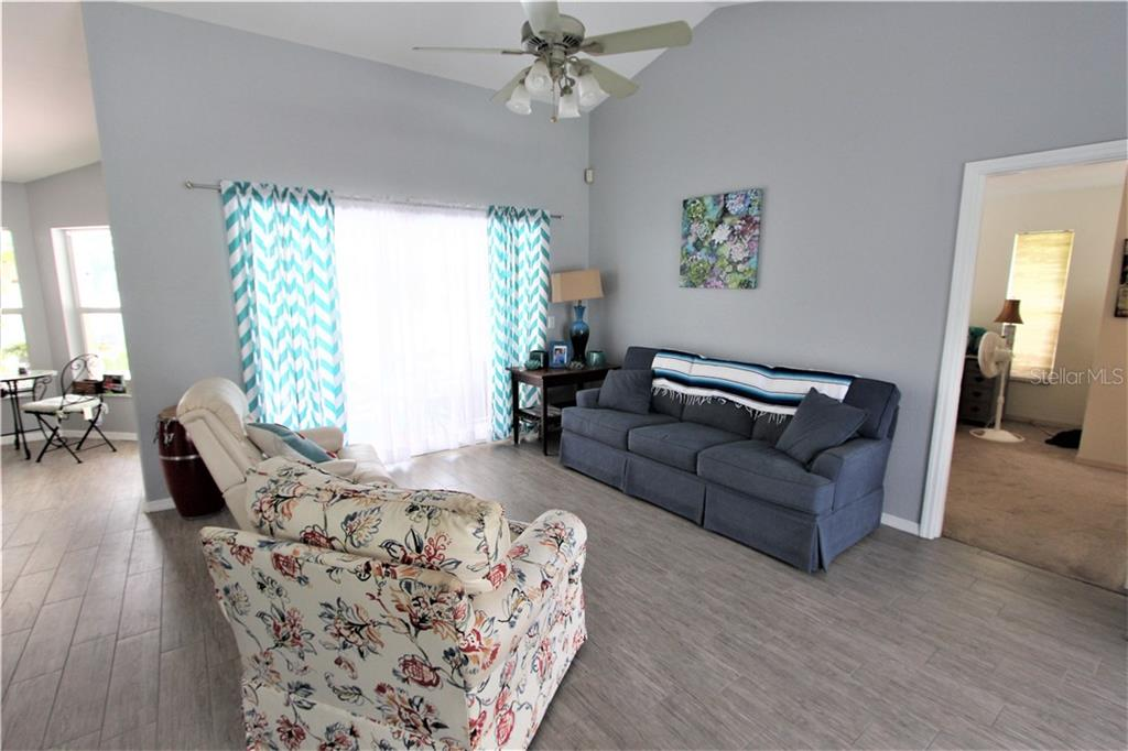 Living Room - Single Family Home for sale at 4846 Weatherton St, North Port, FL 34288 - MLS Number is C7403500