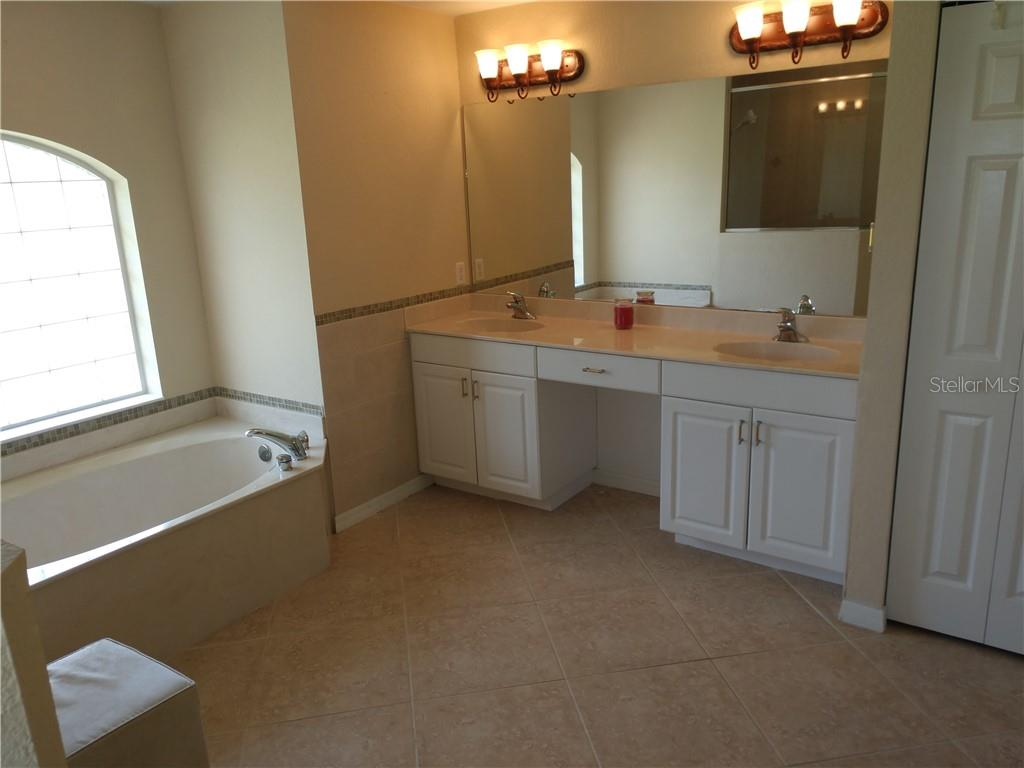 master bath - Single Family Home for sale at 2437 Cannolot Blvd, Port Charlotte, FL 33948 - MLS Number is C7404624