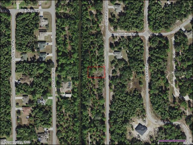 Vacant Land for sale at Basket St, North Port, FL 34288 - MLS Number is C7405713