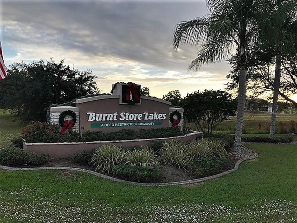 Burnt Store Lakes a deed restricted community - Vacant Land for sale at 17012 Cape Horn Blvd, Punta Gorda, FL 33955 - MLS Number is C7408833