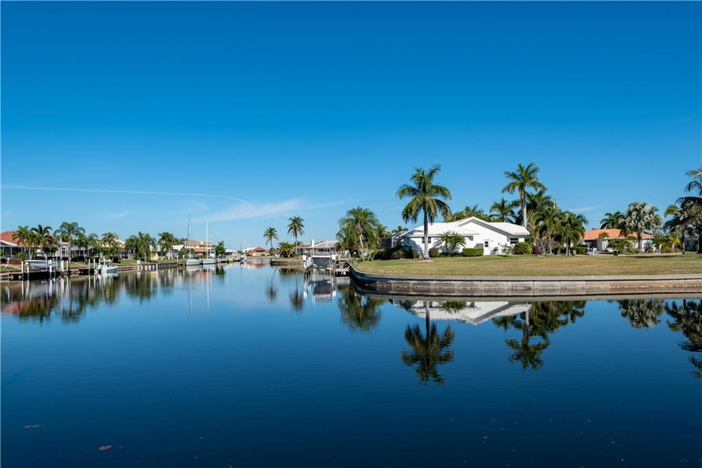 Canal - Sailboat Water - Single Family Home for sale at 2600 Via Veneto Dr, Punta Gorda, FL 33950 - MLS Number is C7409441