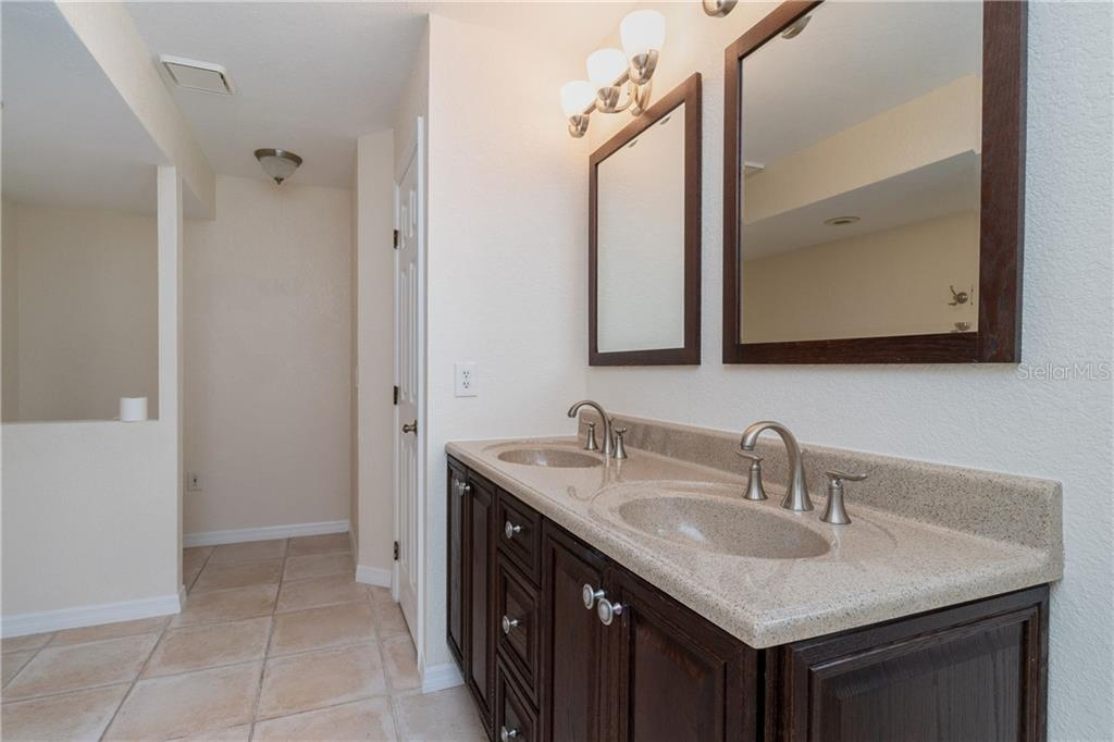 Updated master bath is very spacious - Single Family Home for sale at 572 Toulouse Dr, Punta Gorda, FL 33950 - MLS Number is C7411184