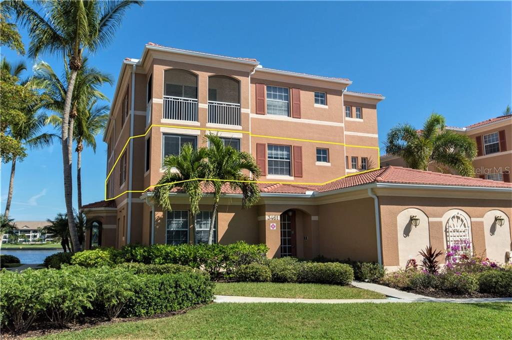 Welcome to your spacious Emerald Isle condo with private elevator. - Condo for sale at 3461 Sunset Key Cir #102, Punta Gorda, FL 33955 - MLS Number is C7413196