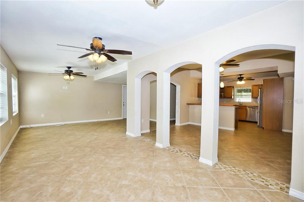 Front Living Room - Single Family Home for sale at 3513 Areca St, Punta Gorda, FL 33950 - MLS Number is C7414620