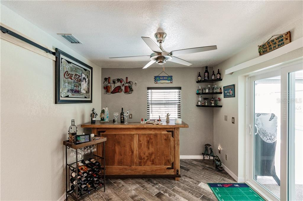 Kitchenette/Bar - Single Family Home for sale at 1484 Abscott St, Port Charlotte, FL 33952 - MLS Number is C7414670