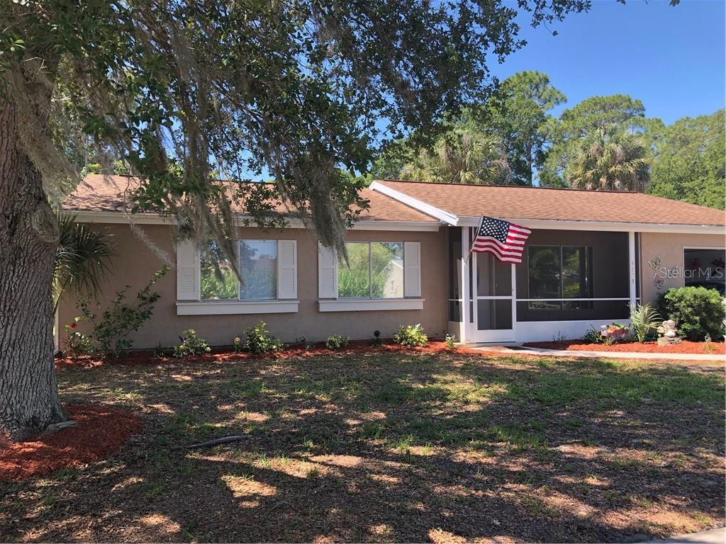 4275 Tollefson Ave, Updated 2/2/1 - Single Family Home for sale at 4275 Tollefson Ave, North Port, FL 34287 - MLS Number is C7416188