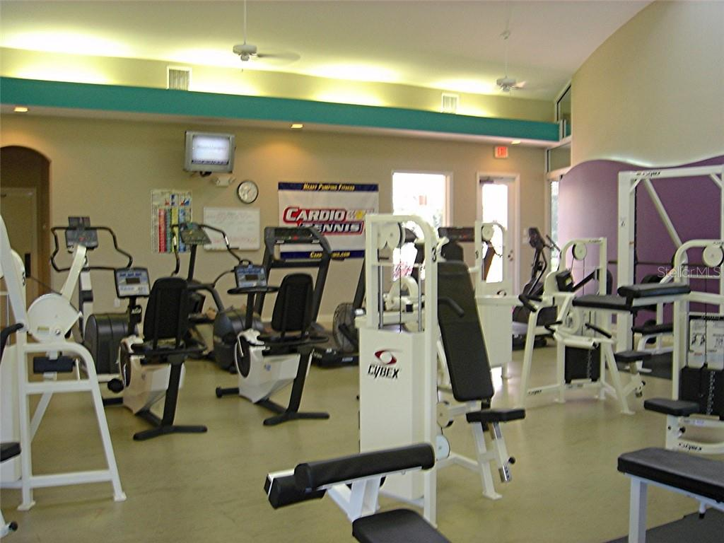 The club offers a nice combination of cardio, free weights, fitness classes and personal instruction. - Single Family Home for sale at 1633 Islamorada Blvd, Punta Gorda, FL 33955 - MLS Number is C7418555