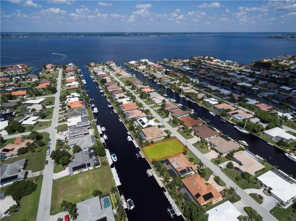 Quick sailboat access- that could be you out on the water! - Vacant Land for sale at 53 Tropicana Dr, Punta Gorda, FL 33950 - MLS Number is C7420346
