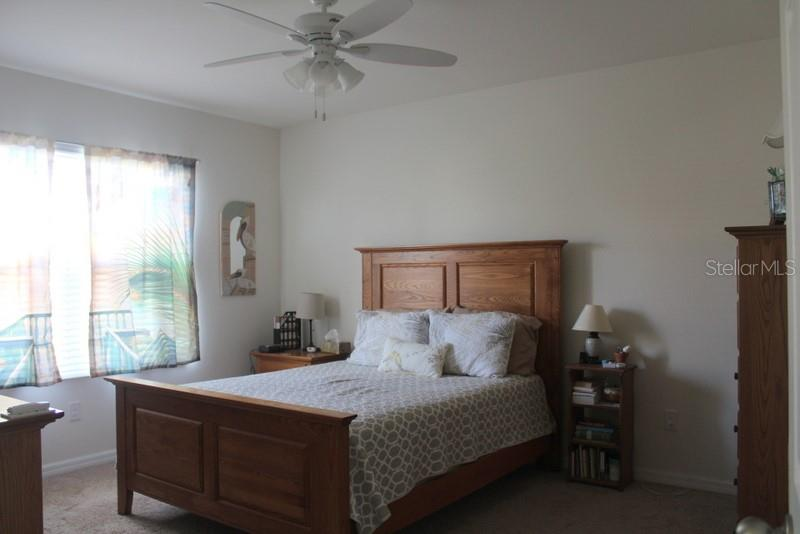 Master Bedroom - Single Family Home for sale at 25000 Lalique Pl, Punta Gorda, FL 33950 - MLS Number is C7421067