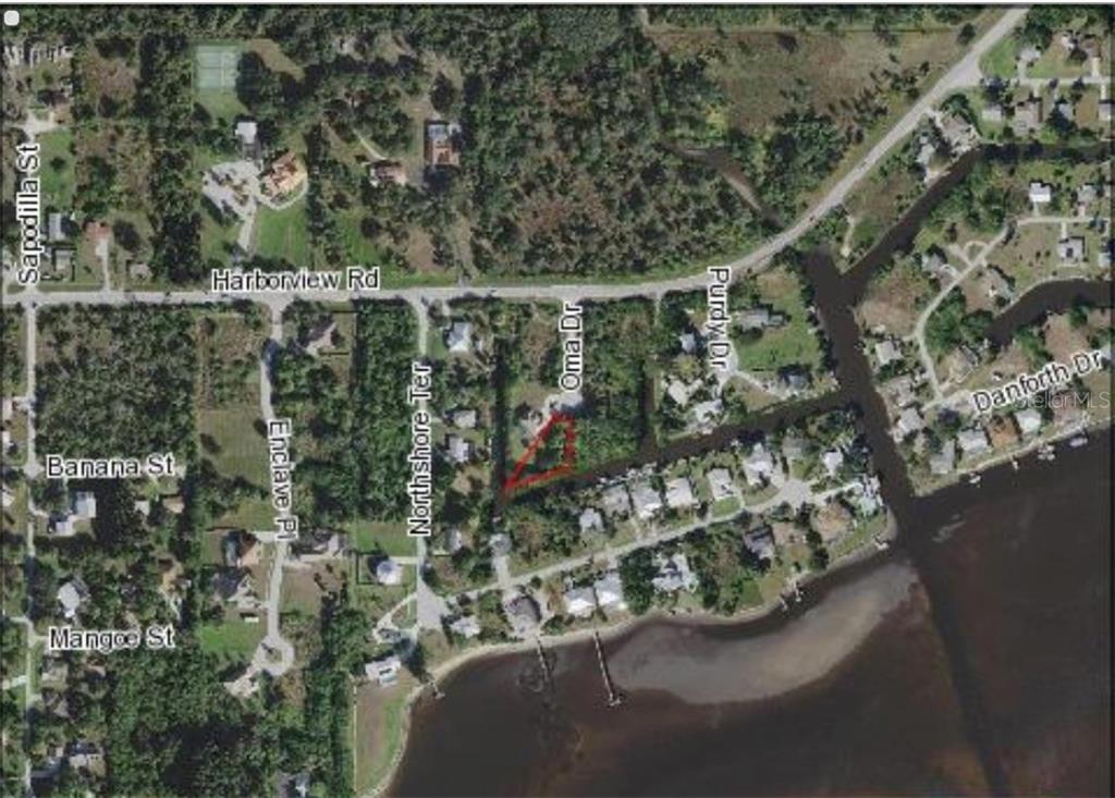 Vacant Land for sale at 180 Oma Dr, Port Charlotte, FL 33980 - MLS Number is C7421639