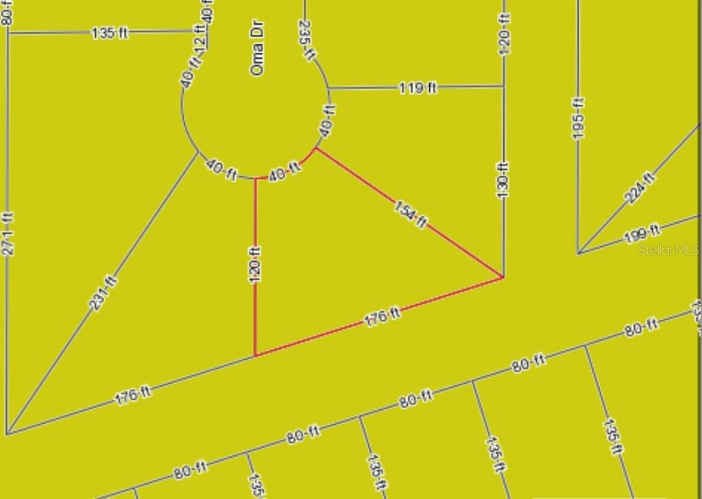 Vacant Land for sale at 181 Oma Dr, Port Charlotte, FL 33980 - MLS Number is C7421768