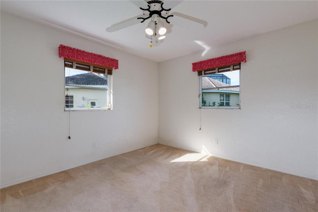 2nd guest bedroom - Single Family Home for sale at 5001 Captiva Ct, Punta Gorda, FL 33950 - MLS Number is C7422558