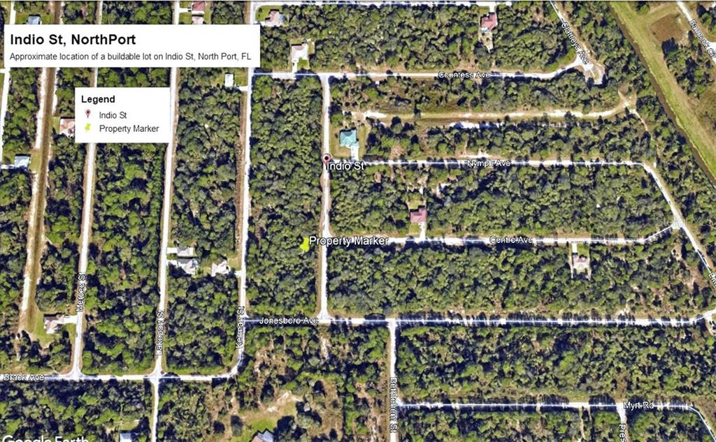 New Attachment - Vacant Land for sale at Indio St, North Port, FL 34288 - MLS Number is C7425673