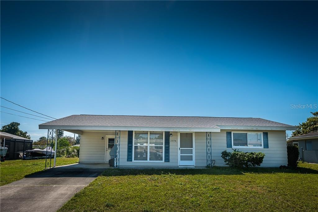 New Attachment - Single Family Home for sale at 2376 Starlite Ln, Port Charlotte, FL 33952 - MLS Number is C7427500