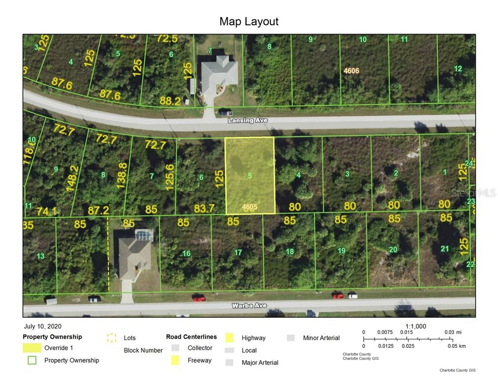 New Attachment - Vacant Land for sale at 13449 Lansing Ave, Port Charlotte, FL 33981 - MLS Number is C7431066