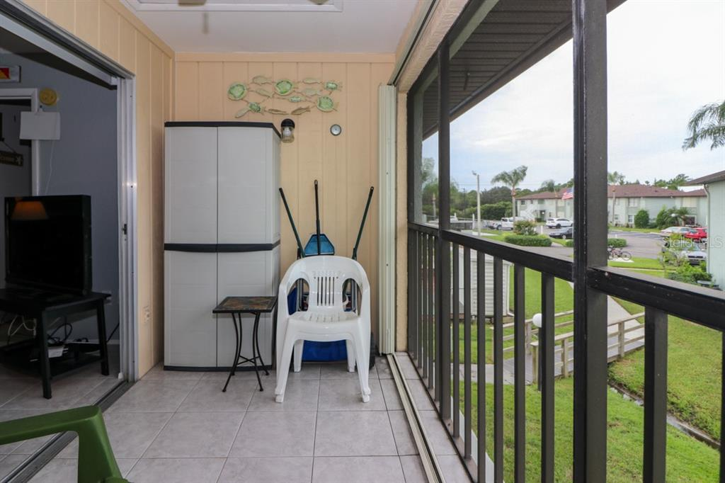 Tiled lanai - Condo for sale at 25100 Sandhill Blvd #M201, Punta Gorda, FL 33983 - MLS Number is C7433797