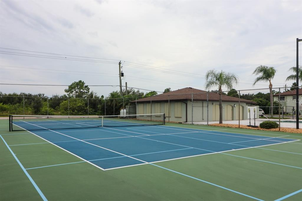 Tennis court - Condo for sale at 25100 Sandhill Blvd #M201, Punta Gorda, FL 33983 - MLS Number is C7433797