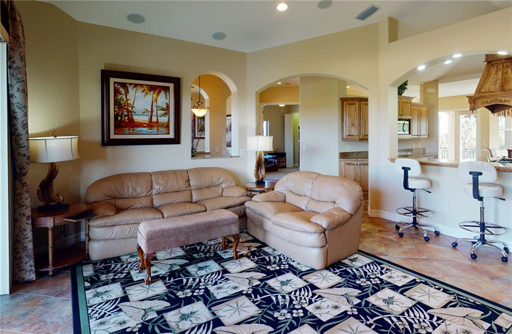 2nd floor living area. - Single Family Home for sale at 4245 Spire St, Port Charlotte, FL 33981 - MLS Number is C7437570