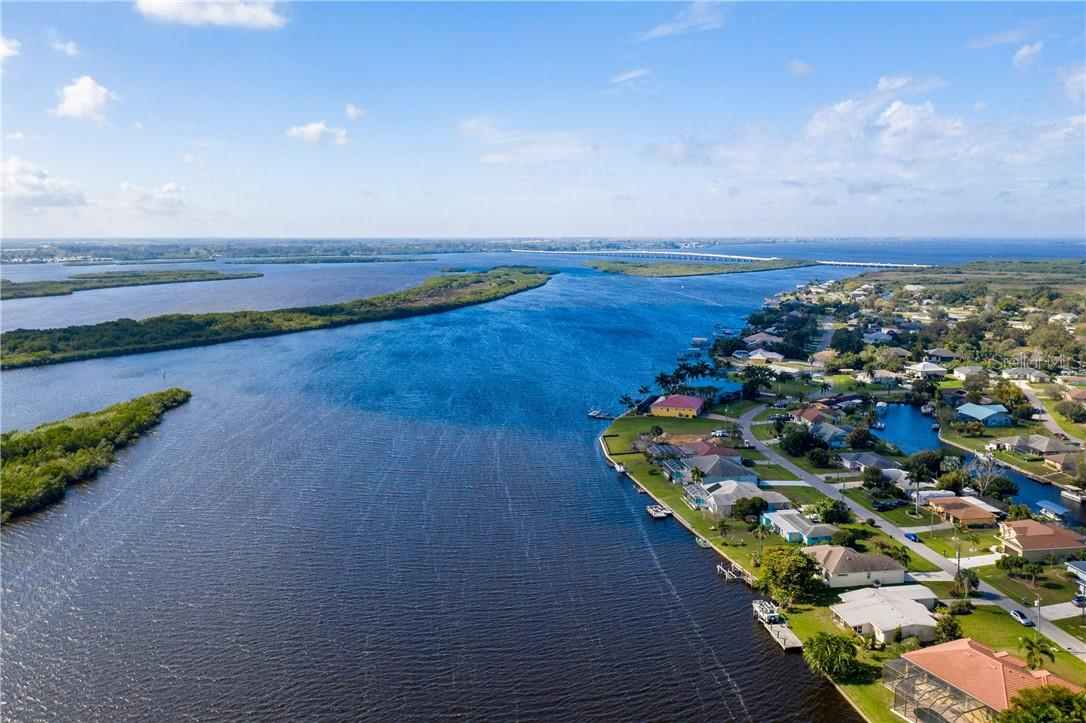 Harbour Height is a waterfront community on the Peace River. - Vacant Land for sale at 2969 Seafarer Dr, Punta Gorda, FL 33983 - MLS Number is C7438707