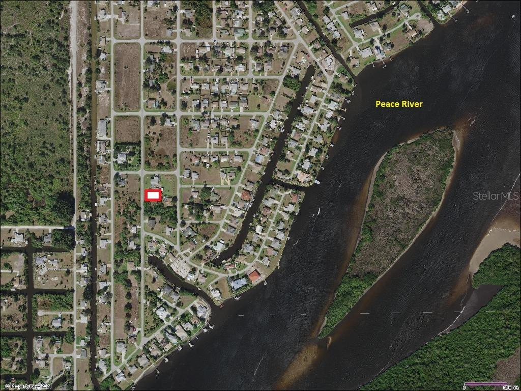 Waterfront community on the Peace River - Vacant Land for sale at 3386 Highlands Rd, Punta Gorda, FL 33983 - MLS Number is C7438710