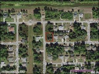 Penfield Ter, North Port, FL 34288