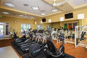 Fitness center with cardio and free weights, along with men and women locker rooms.  Oh yes, there is steam and sauna too! - Condo for sale at 3313 Sunset Key Cir #402, Punta Gorda, FL 33955 - MLS Number is C7236886