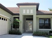 CLOSE UP FRONT - Villa for sale at 1486 Maseno Dr, Venice, FL 34292 - MLS Number is C7405922