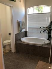 Master Bath with Garden Tub - Single Family Home for sale at 24380 Westgate Blvd, Port Charlotte, FL 33980 - MLS Number is C7408906