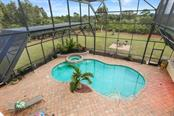 VIEW FROM BALCONY - Single Family Home for sale at 3700 Como St, Port Charlotte, FL 33948 - MLS Number is C7425275