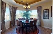 2nd floor dining room with gorgeous views. - Single Family Home for sale at 4245 Spire St, Port Charlotte, FL 33981 - MLS Number is C7437570