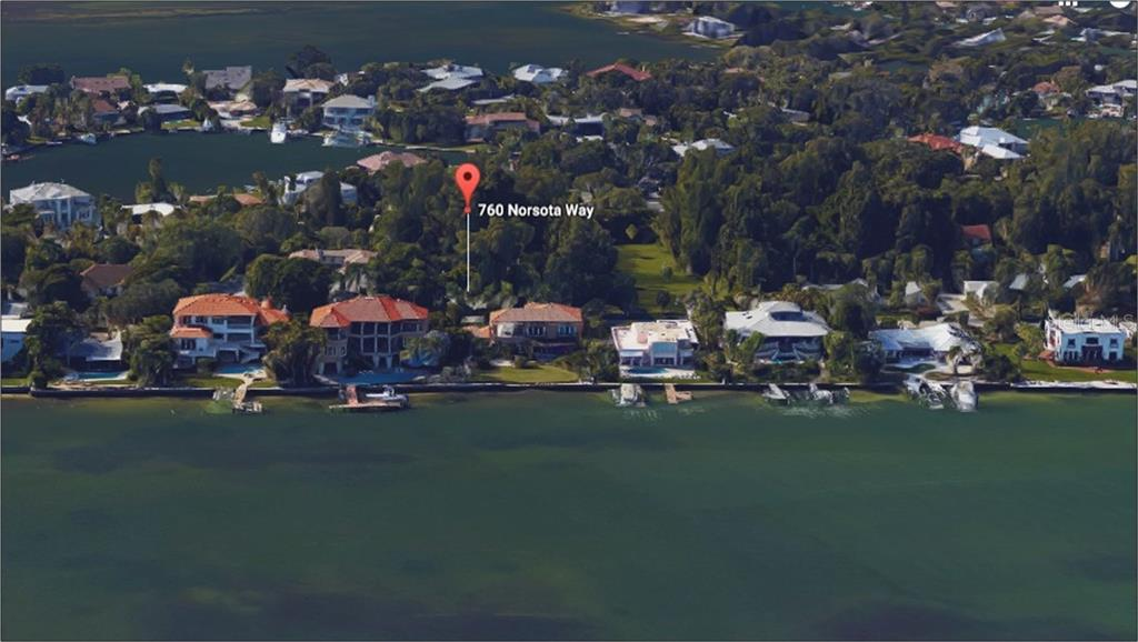 Vacant Land for sale at 760 Norsota Way, Sarasota, FL 34242 - MLS Number is A4167705