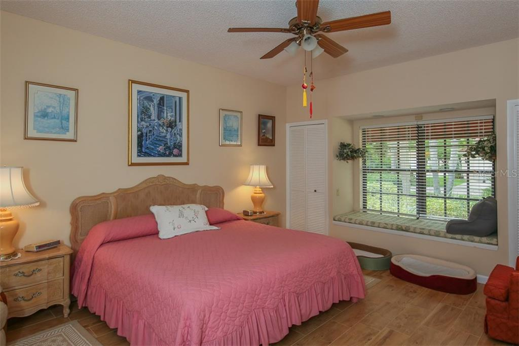 Master bedroom - Condo for sale at 7631 Fairway Woods Dr #601, Sarasota, FL 34238 - MLS Number is A4168292